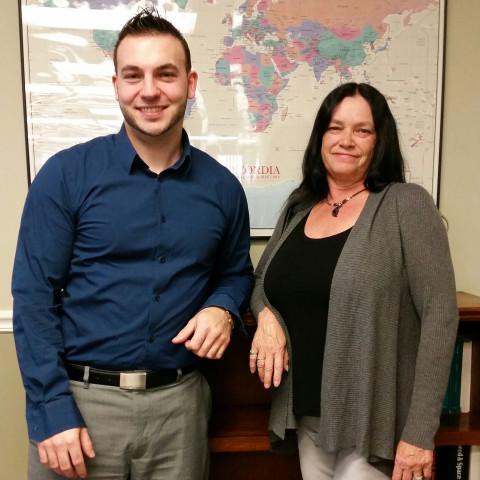 Customer Service: Dan Dube & Sandra Fry